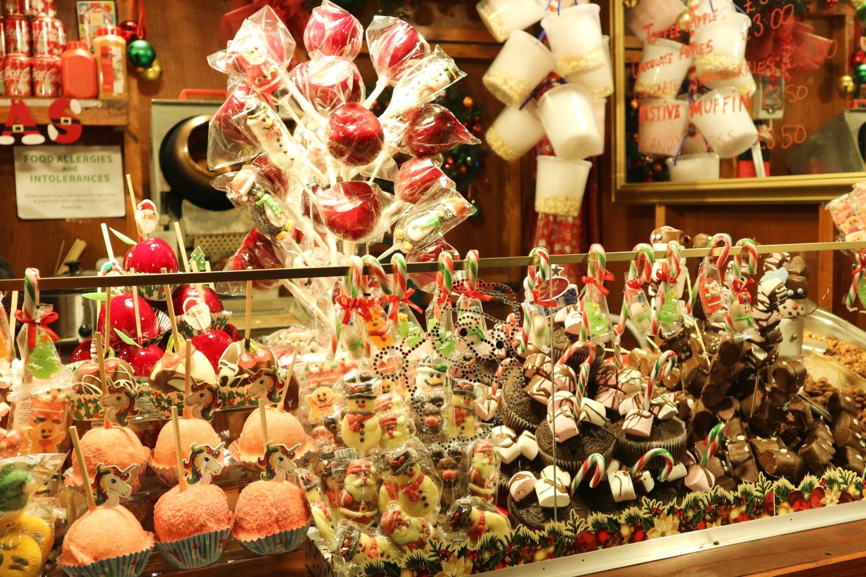 glasgow christmas markets