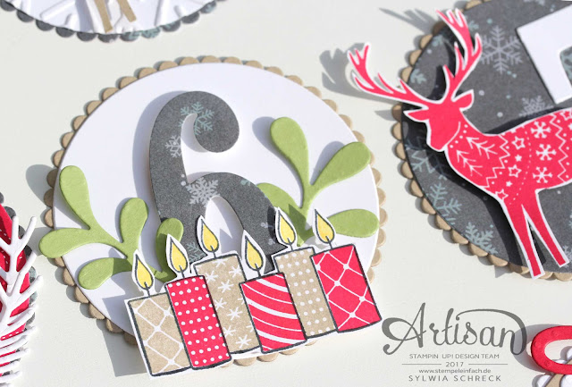 Freude im Advent-Stampin up