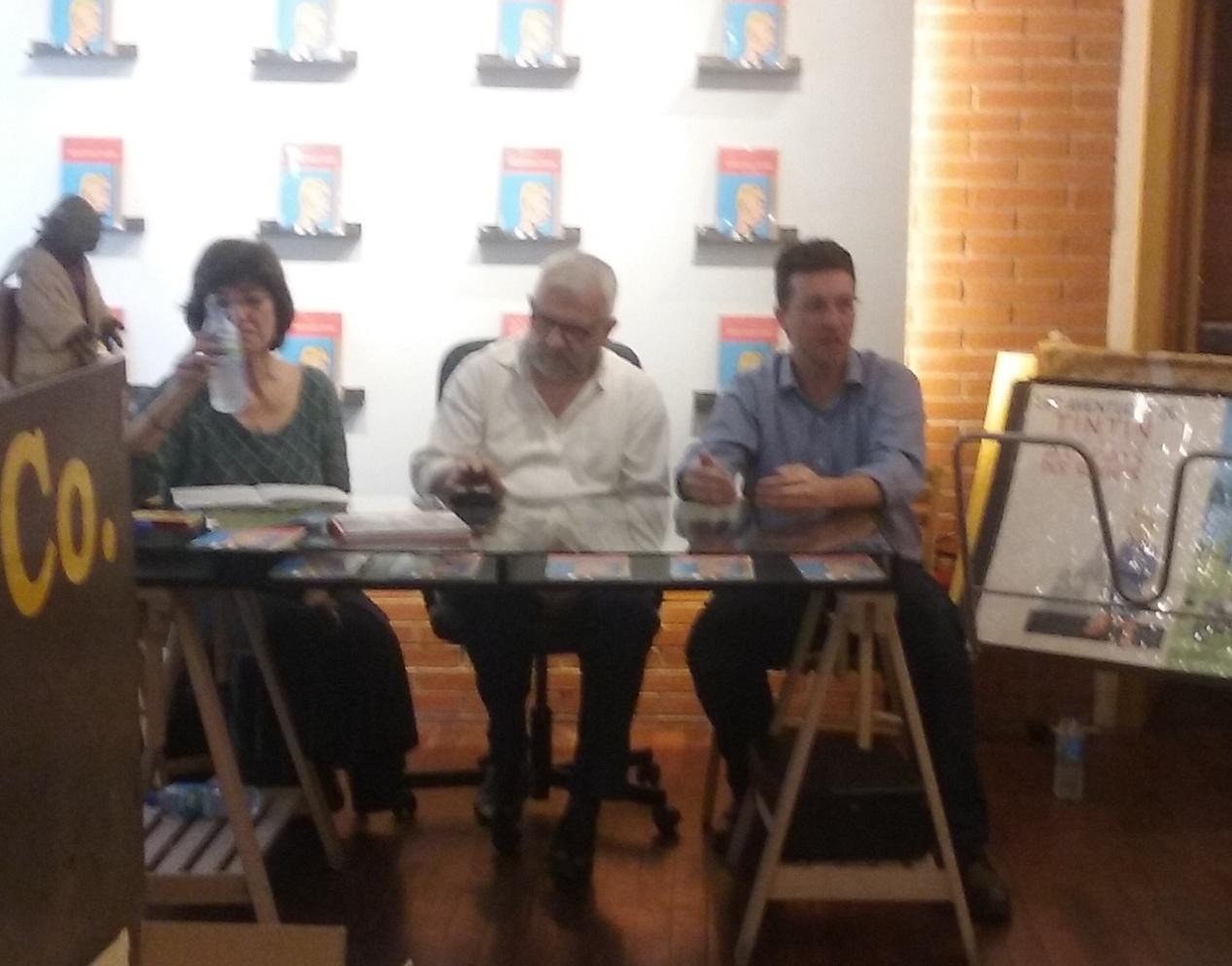 Mis comics y mas: PRESENTACIÓN EN MADRID DEL LIBRO \