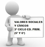 CRITERIOS ED. VALORES TERCER CICLO 1º TRIM.