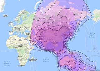 Satelit Asiasat 4 122.2°E CBand