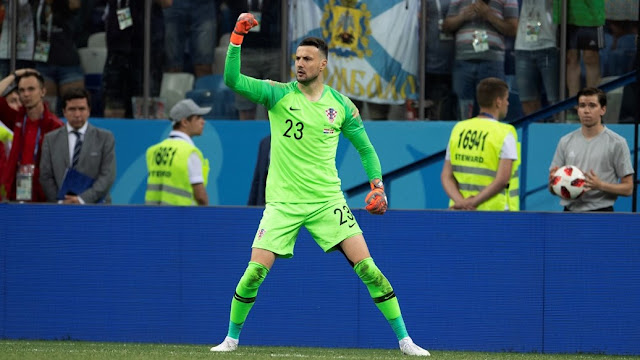 Croatian world cup hero goalkeeper Subasic retires from Croation national team
