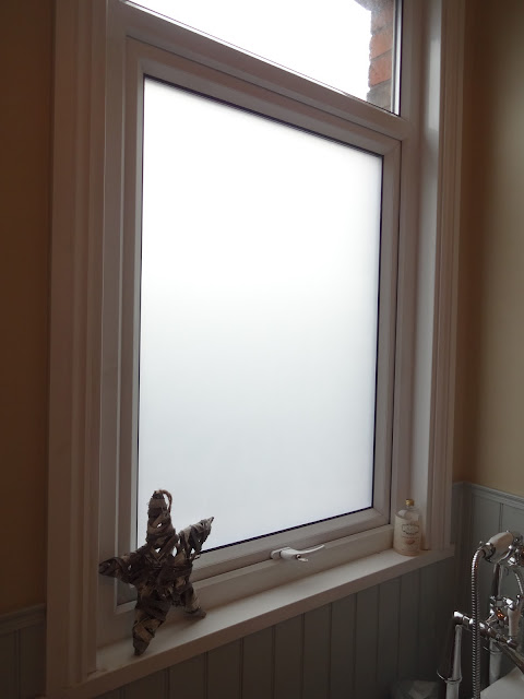 Bathroom Window with Privacy