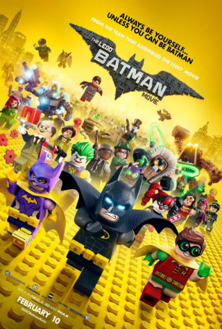 The LEGO Batman Movie [2017] [DVDR] [NTSC] [Latino]