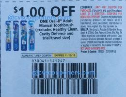 save $1.00/1 crest mouthwash coupon