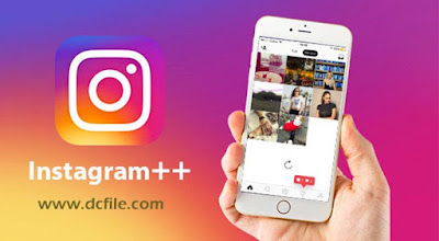 Download Instagram Plus latest version download images, video - sticker for android (DCFILE)
