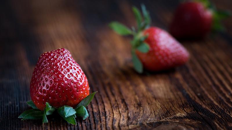Strawberries HD