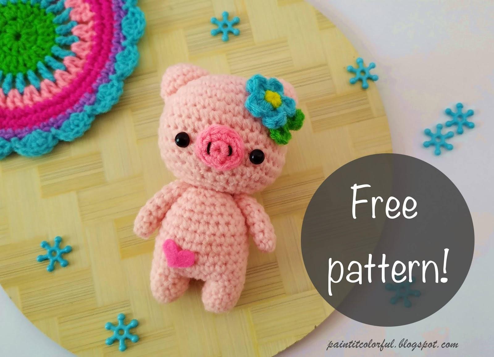 Free crochet pattern: Small amigurumi owls | 1158x1600
