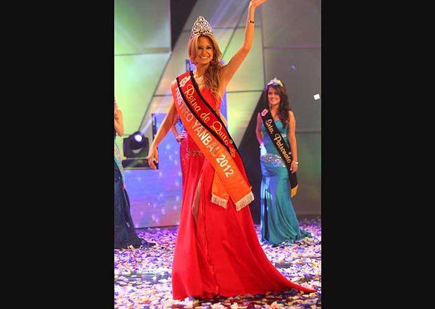 Reina de Quito 2012