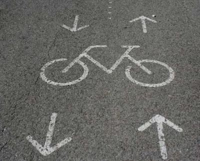 como circular carril bici