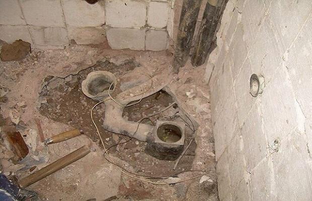 sustituir instalacion de fontaneria en una reforma en