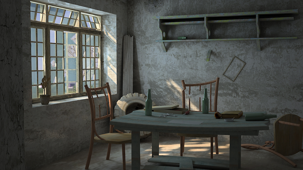 Amrit3d artist 3ds max work - Exterior rendering in 3ds max with vray ...