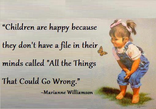ENTERTAINMENT: LOVE QUOTES FOR YOUNG CHILDREN