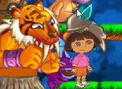 Dora Diego Rescue game