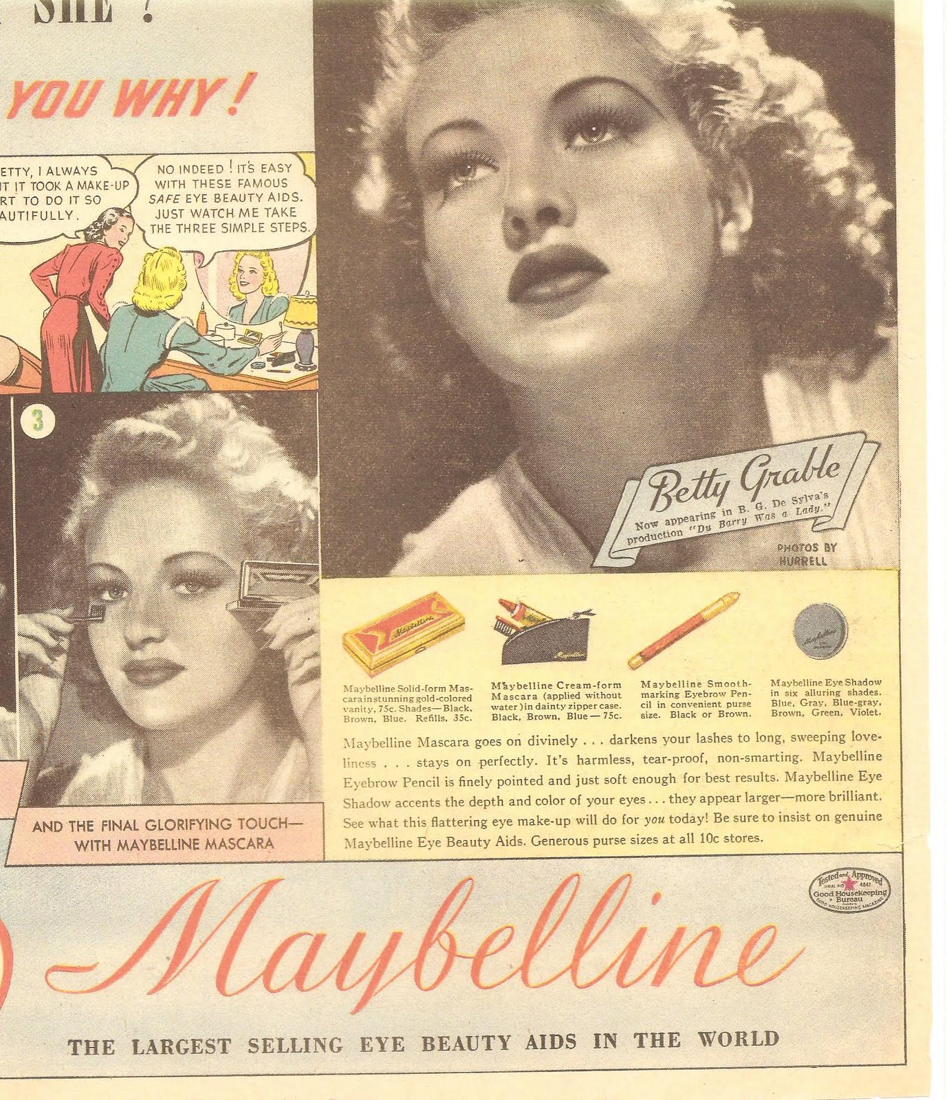THE MAYBELLINE STORY : Maybelline