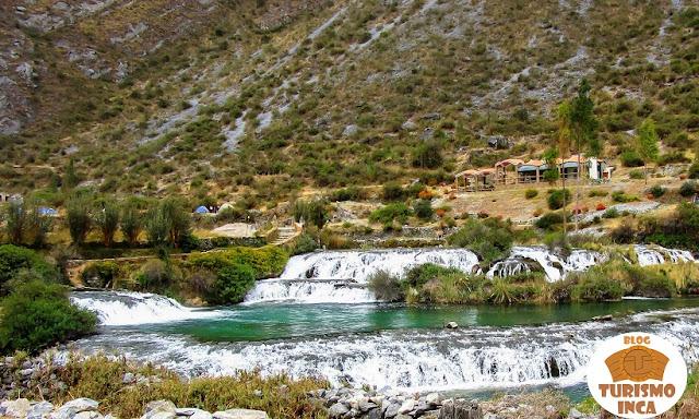 Cataratas de Huancaya