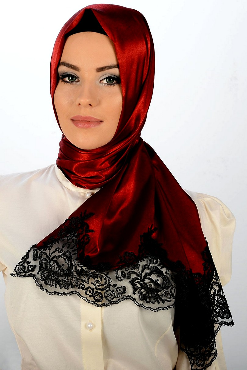 Scarf Styles | Arabic Scarf 2013-2014 - She9 | Change the ...