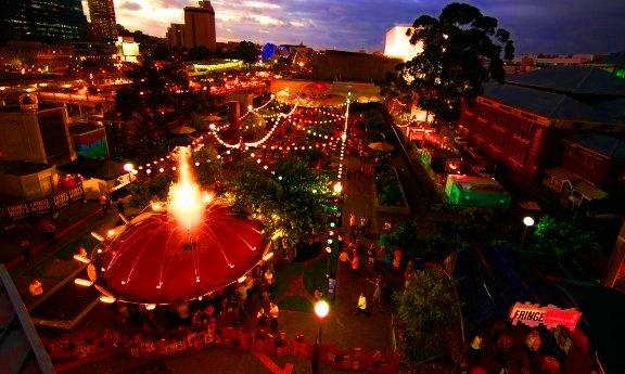 Perth Cultural Centre Tempat menarik di Perth Australia