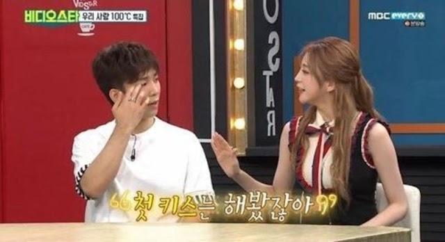 GO revela que planea casarse con Choi Ye Seul + revela que él y su novia no se besan
