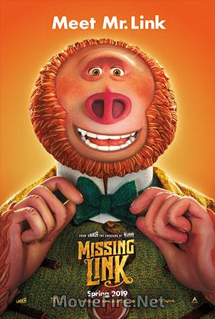 Missing Link (2019) 1080p