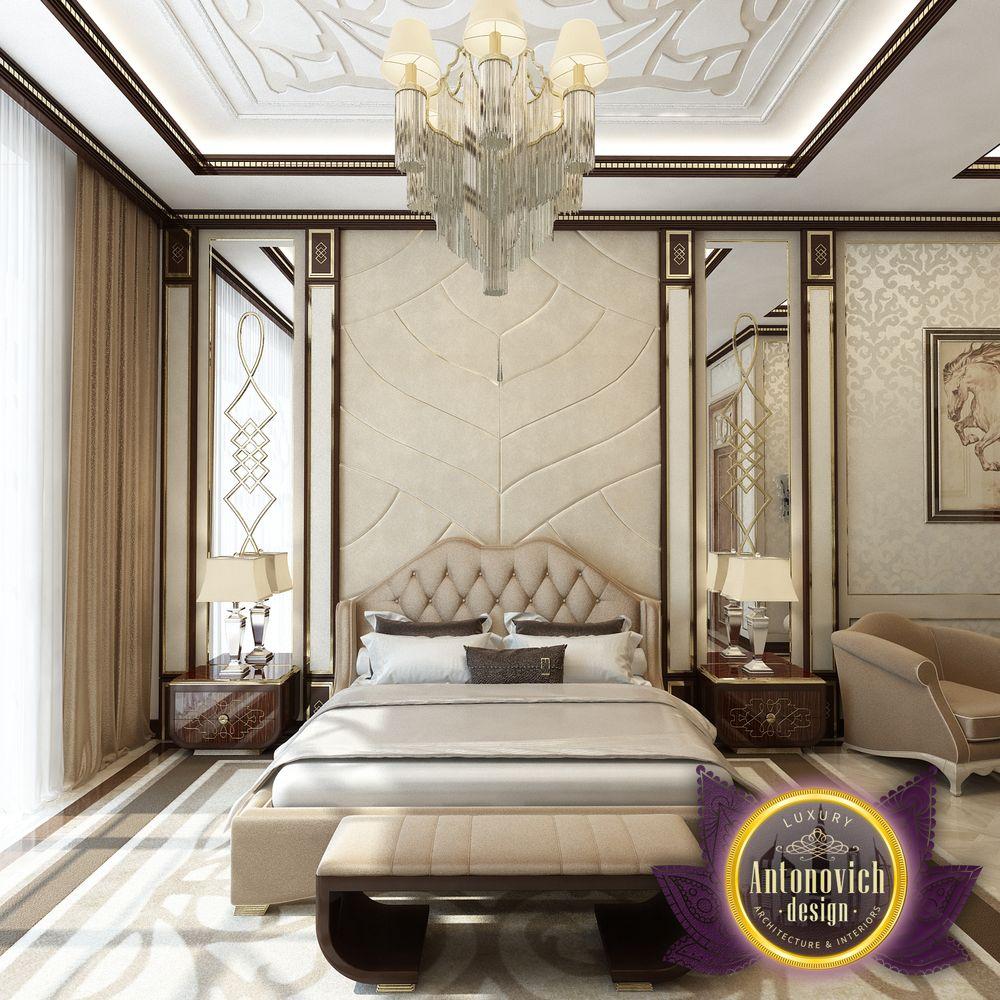 Katrina Antonovich Luxury Interior Design: LUXURY ANTONOVICH DESIGN UAE: Bedroom Design Ideas From