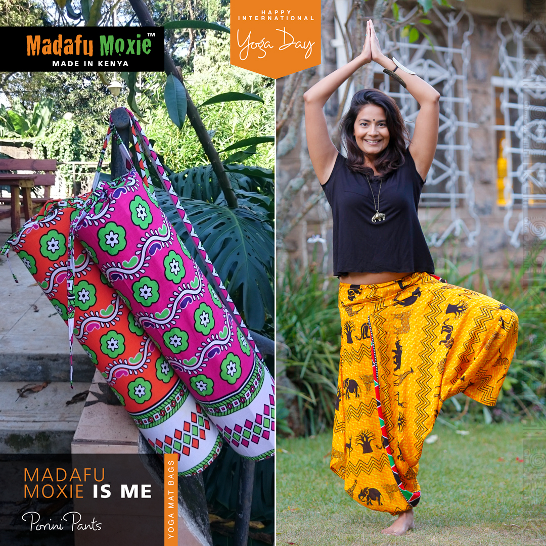 The Kenyan Nomad Madafu Moxie Kenyan Brand Spotlight