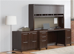 Bush Business Furniture Enterprise Collection