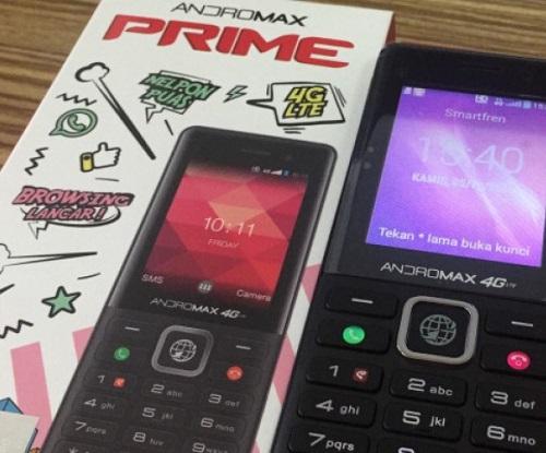 Smartfren Andromax Prime, HP Murah Yang Dapat Di Jadikan