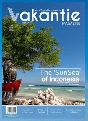 Majalah Vakantie Indonesia 2018 2019