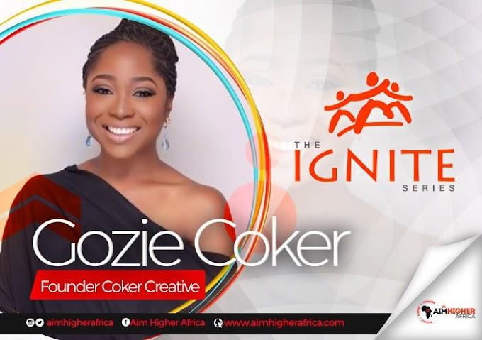 WATCH: Gozie Coker talks inspiring your workforce on Aim Higher Africa's Ignite Series.