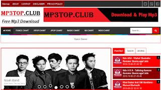 Website Download Lagu Mp3