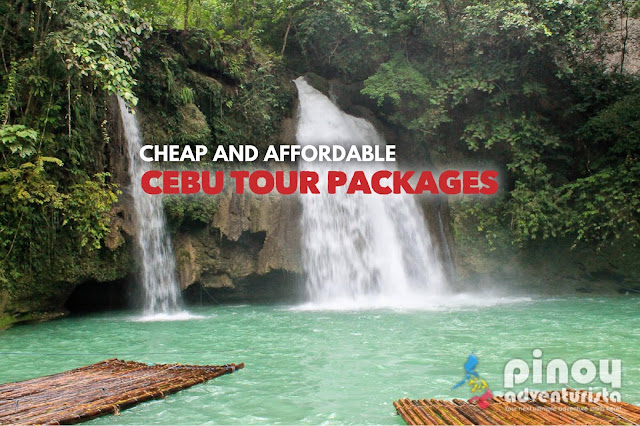 CHEAP AFFORDABLE CEBU TOUR PACKAGES 2021