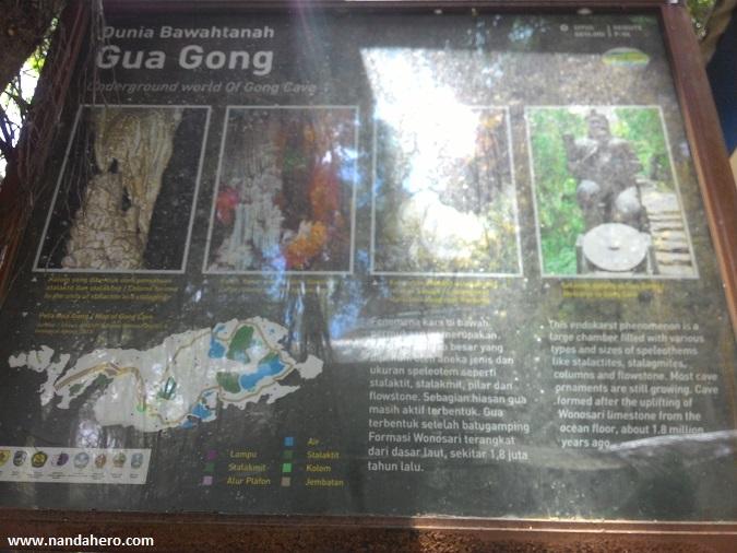 sejarah goa gong pacitan
