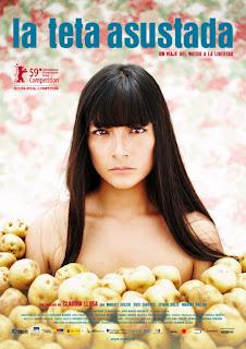 La Teta Asustada, Claudia Llosa (2009)