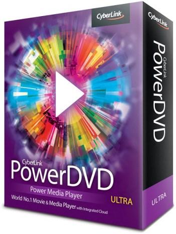 CyberLink PowerDVD Ultra 15 Keygen Full Version