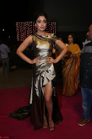 Shreya Saran in Skin Tight Golden Gown ~  Exclusive 059.JPG