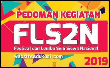 Download Pedoman FLS2N SMA Tahun 2019
