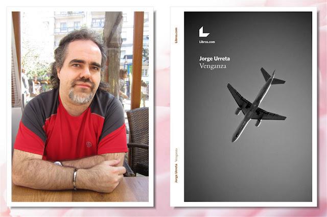 Jorge Urreta y su cuarta novela