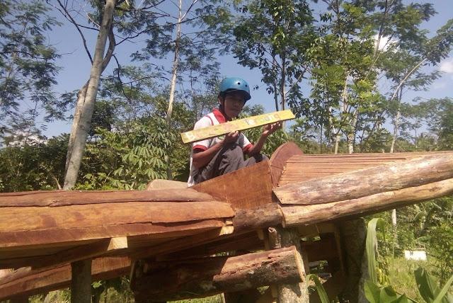 Filosofi Bambu Kawasan Ekowisata Kerujuk