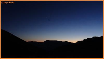 Ruta al Cornón, Cornín, Sierra Pelada, Pico Elena y Río San Miguel