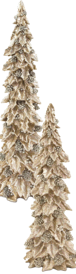 Nordstrom Melrose Gifts Holly Trees(set of 2)