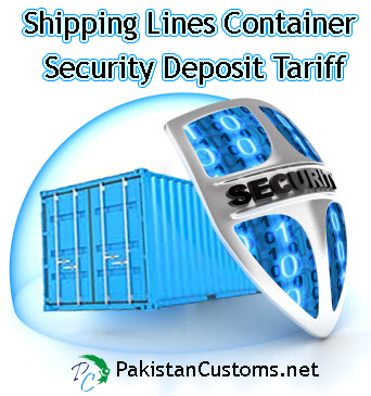 Container-Security-Deposit