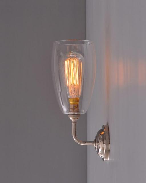 Model Lampu Dinding