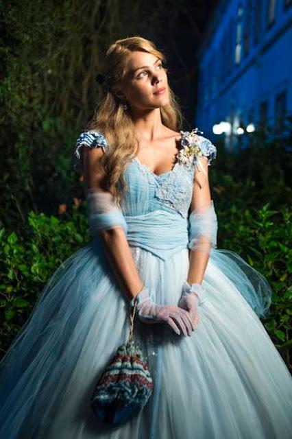 Jane vestido baile