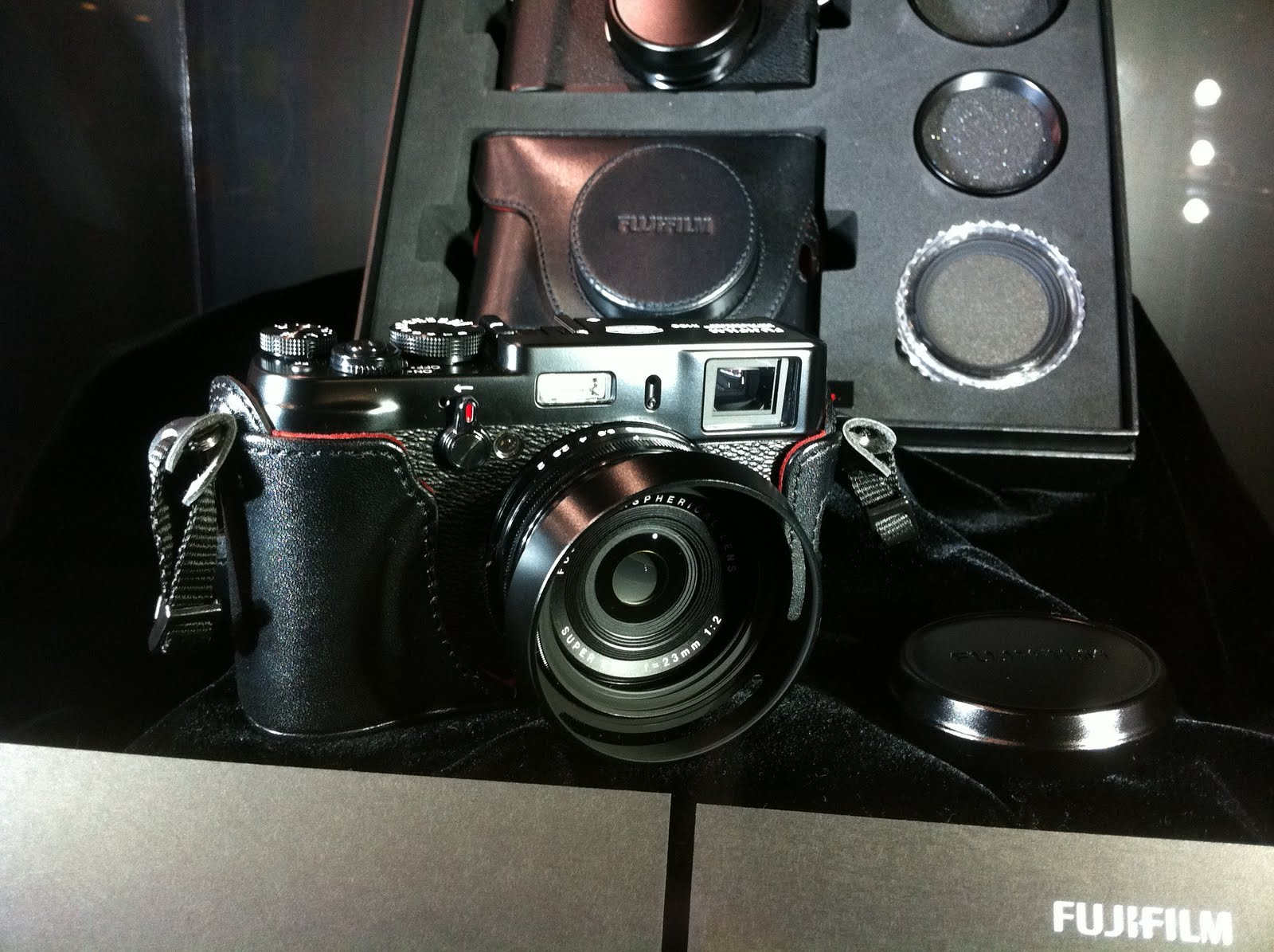 Thoughts From My Camera New Fujifilm X100 Limited Edition