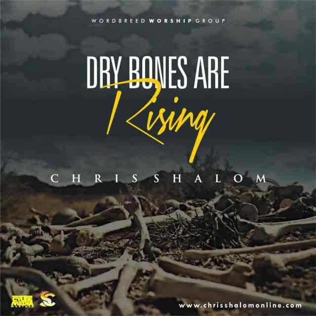 Video: Dry Bones Are Rising - Chris Shalom