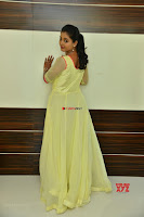 Teja Reddy in Anarkali Dress at Javed Habib Salon launch ~  Exclusive Galleries 015.jpg