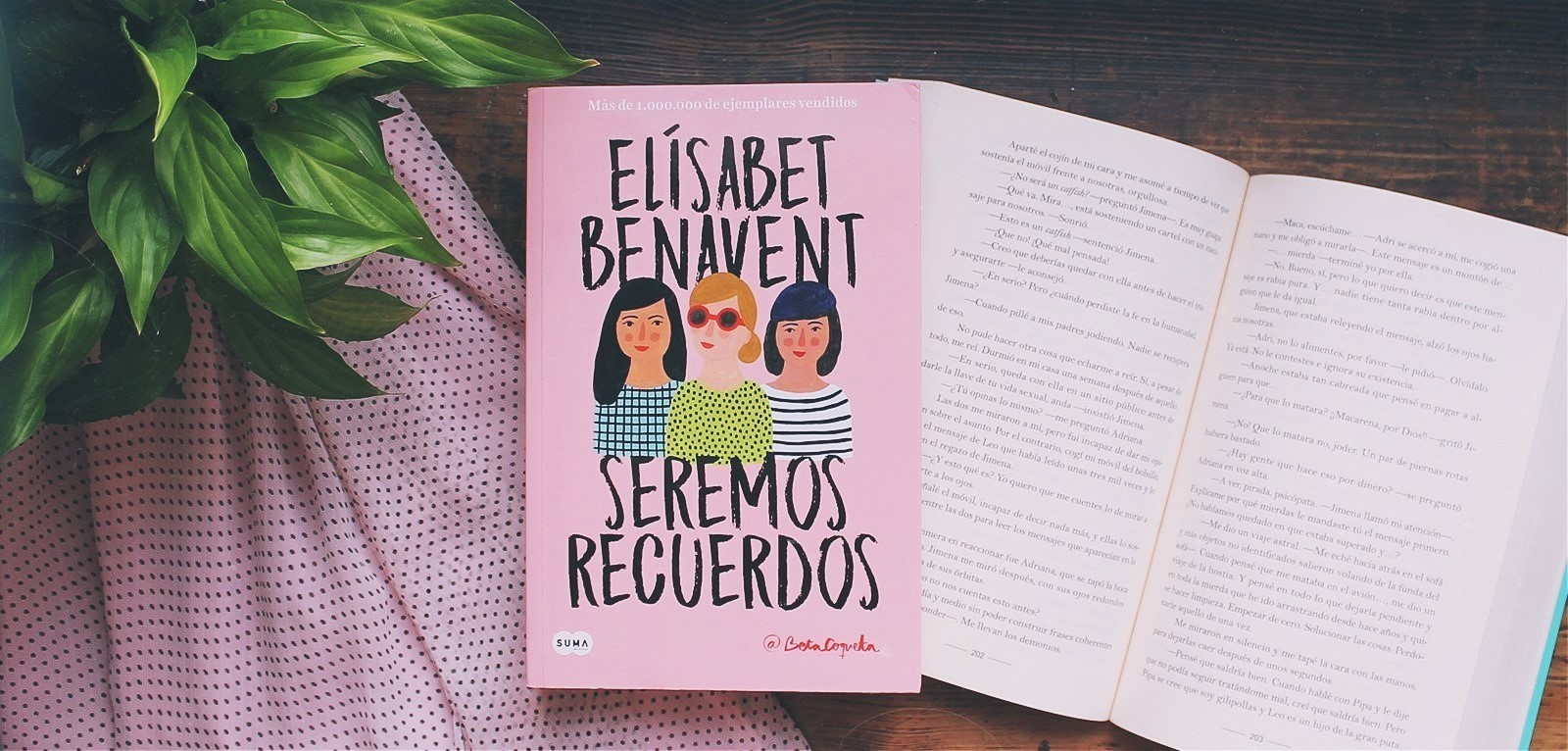 Seremos Recuerdos · Elisabet Benavent