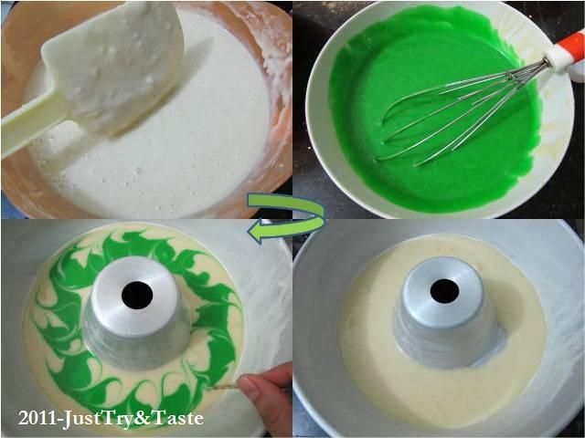 Resep Bolu Wortel Jtt: Resep Bolu Minyak (Oil Pound Cake)