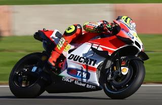 MotoGP Austin 2016: Iannone Tercepat Pertama Pemanasan, Rossi Ketiga